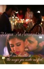 Manan~An arranged tale.  by ayat_malik