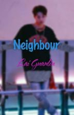 『Neighbour ➴ Lai Guanlin』 by menaesthetics-