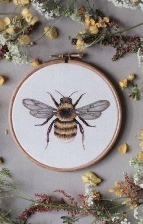 Bees And Wildflowers by Beeneighbourhood