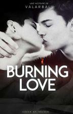 Burning Love  by ValarBall