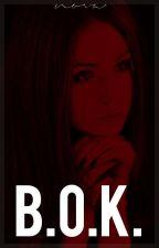 B. O. K. |texting by surrexerunt_