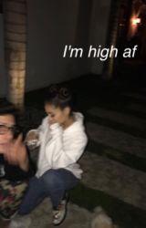 I'm high af  by moonlitari