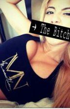 → The bitch ← by xXxEiLeEeNxX