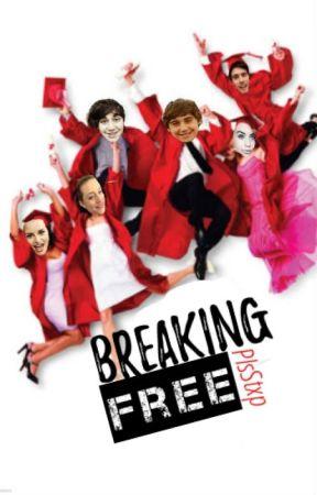 Breaking Free/Senior Year by PlsStxp