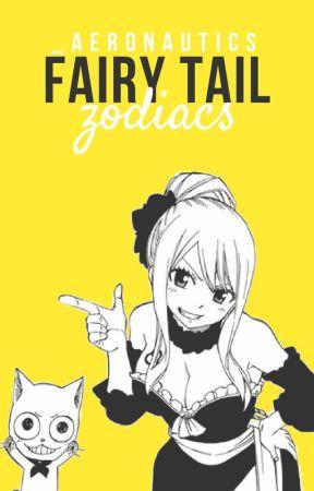 ⚯ fairy tail zodiacs by _aeronautics