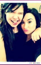 Save Me // Demi Lovato and Madison DelaGarza by lovatic_chica