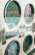 『 beluga whale 』 wyzwania literackie 2017 by Divaileth