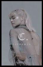 CATWOMAN ━ M. MURDOCK by enchanteIIa