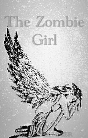 The Zombie Girl by LA-LUNA-MI-SER