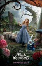 Alice in Wonderland by gillbear2020