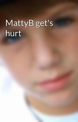 MattyB get's hurt