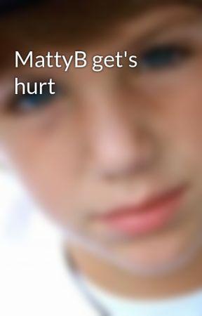 MattyB get's hurt by MalinBieber