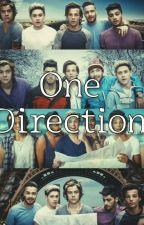 One Direction OS (BoyxBoy) by kirskentooo