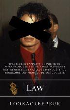 Law - [ Michael Jackson ] by LookACreepeur