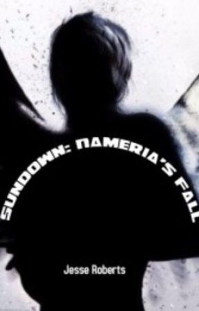 Sundown: Nameria's fall by WhereOurRiverGoes