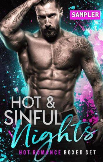 Hot & Sinful Nights - Hot Romance Boxed Set Sampler