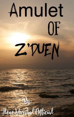 Amulet of Z'duen by IleneMarshalOfficial