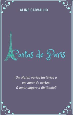 Cartas de Paris by AlineBritoCarvalho