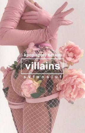 villains » kpop af by svtvnslut