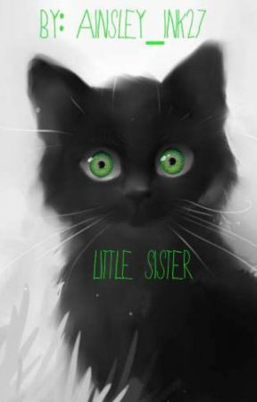Little sister by Ainsley_Ink27