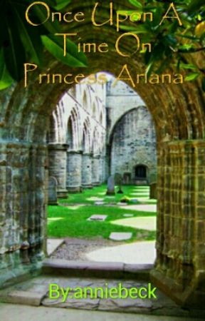 Once Upon A Time On Princess Ariana by anniebeck