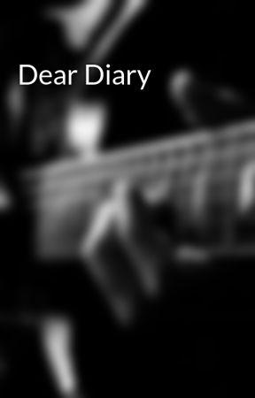 Dear Diary by JMDauthor