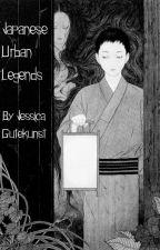 Creepy Japanese Urban Legends by SchoolRainbow