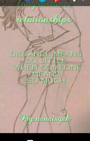 Long distant relationship by NanaIsGek