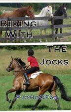 Riding with the jocks by PJoHoOFan
