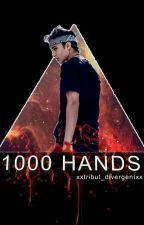 1000 Hands (Joerick) by xxtribut_divergentxx