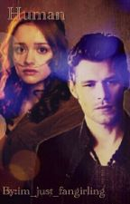 Human · Klaus Mikaelson by im_just_fangirling