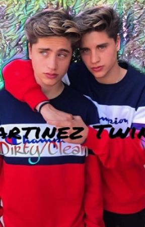 Martinez Twins     Dirty/clean by OliviaCroes