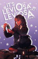 it's leviOsa not leviosA graphics  by niallcuddless