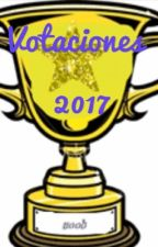 Votaciones 2017 by greatawards