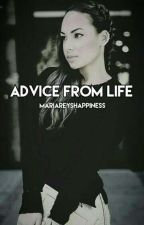 Advice from Life | An Advice Book by MariaReysHappiness