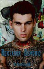 Boxeador Demonio by AnaSorianoB