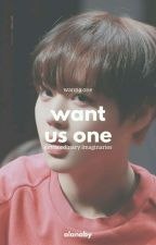 Want Us One? ♠Wanna-One♠ by alanaby