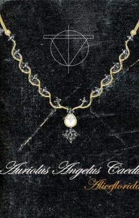 Auriolus Angelus Caedis(Beautiful Angel Blood) by Aliceflorida