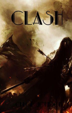CLASH | WATTYS 2017 by cloverchloe01