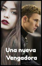 Una nueva Vengadora  (Steve Rogers ) by DIANITA1234599