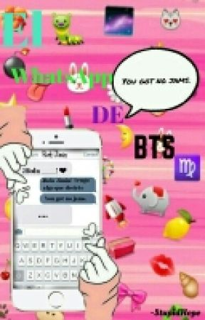 ✄----¡El Whatsapp de BTS!----♂ by -StupidHope