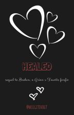 Healed- Sequel to Broken, Grian X Taurtis Fanfic by Helloppl123456