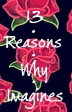 13 Reasons Why Imagines by sunny_tumblr