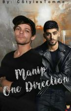 Manip One Direction 3 by CStylesTommo