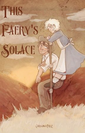 This Faery's Solace by NinaWolverina