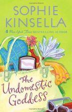 The Undomestic  Goddess by Sophie Kinsella. by rajeswari246