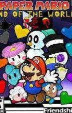 paper Mario :el final  del mundo by rosalinacosmica