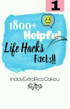 1800+ HELPFUL Life Hacks + Facts!! Pt.1 by blackout_whitein