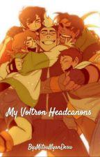 Headcanons-Voltron by MitsuNyanDesu