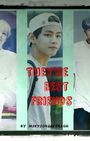 They're best friends | Namjoon, Yoongi & Taeyung by MinYoongieTrash